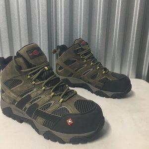Merrell Shoes - Merrell Moab 2 WaterProof Work Boots